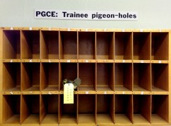 pidgeonholes